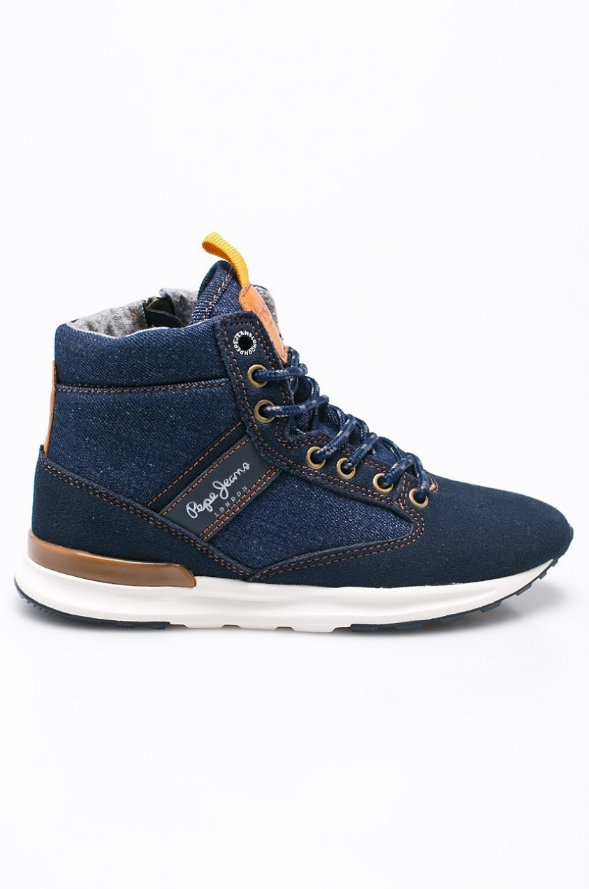 Pepe Jeans Pepe Jeans - Gyerek cipő Boston Denim - Styledit.hu e981a151f4