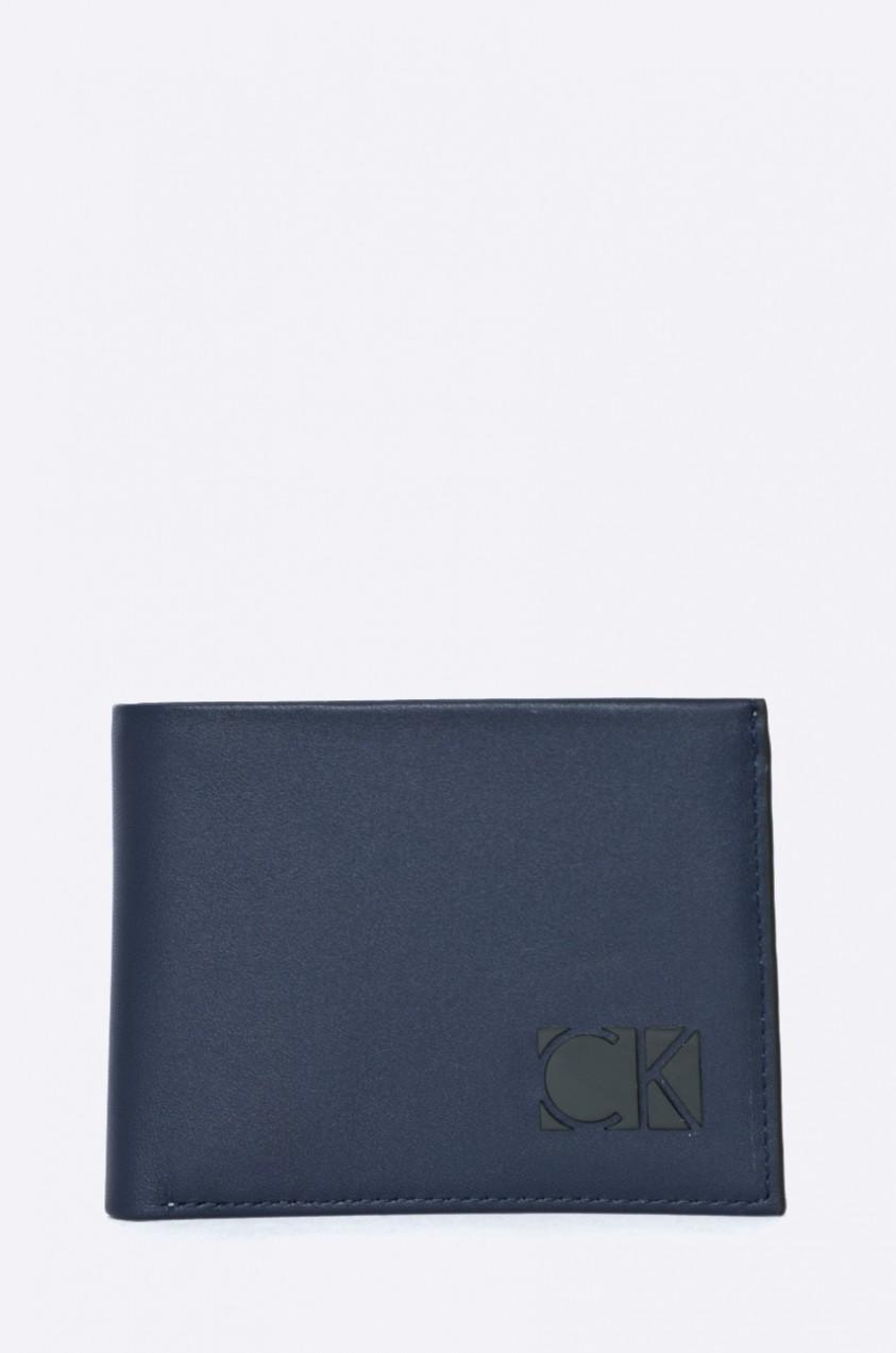 17d502fd24 Calvin Klein Jeans Calvin Klein Jeans - Bőr pénztárca + kulcstartó ...
