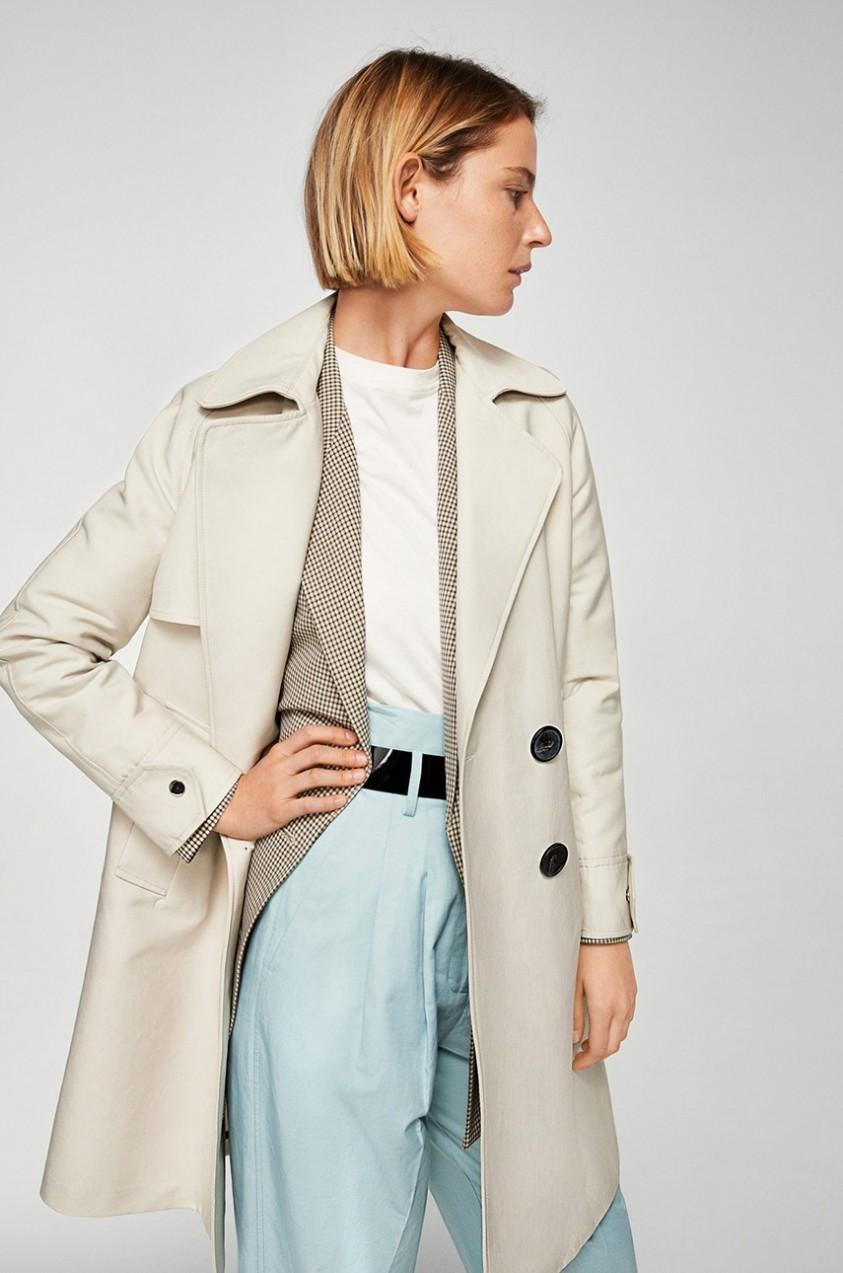 Mango Mango - Kabát Sherlock - Styledit.hu 367003f1a6
