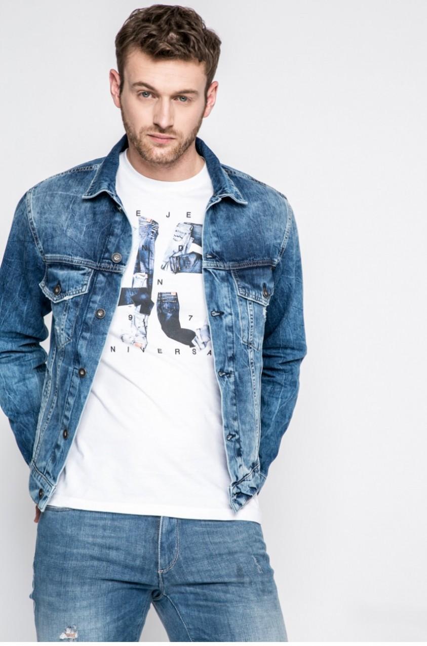 Pepe Jeans Pepe Jeans - Rövid kabát Pinner - Styledit.hu 7585b33c16