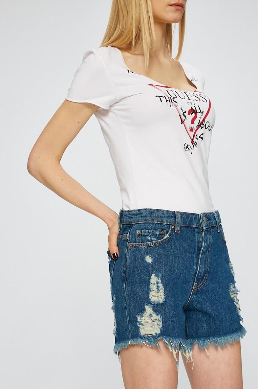 155027ed0f Guess Jeans - Rövidnadrág Niky. További Farmer rövidnadrágok. bpc bonprix  collection