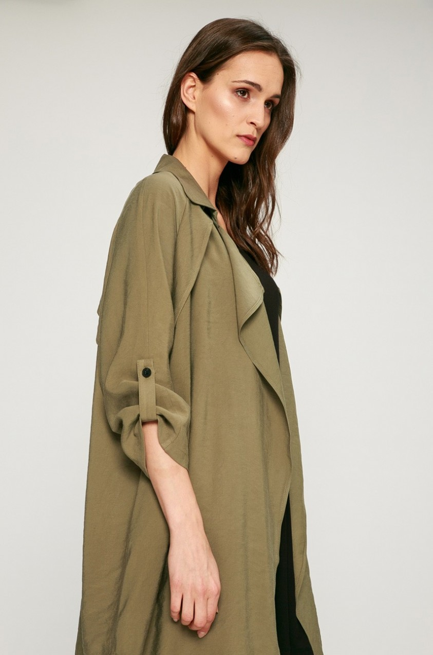 ANSWEAR Answear - Rövid kabát - Styledit.hu c7c756fe69