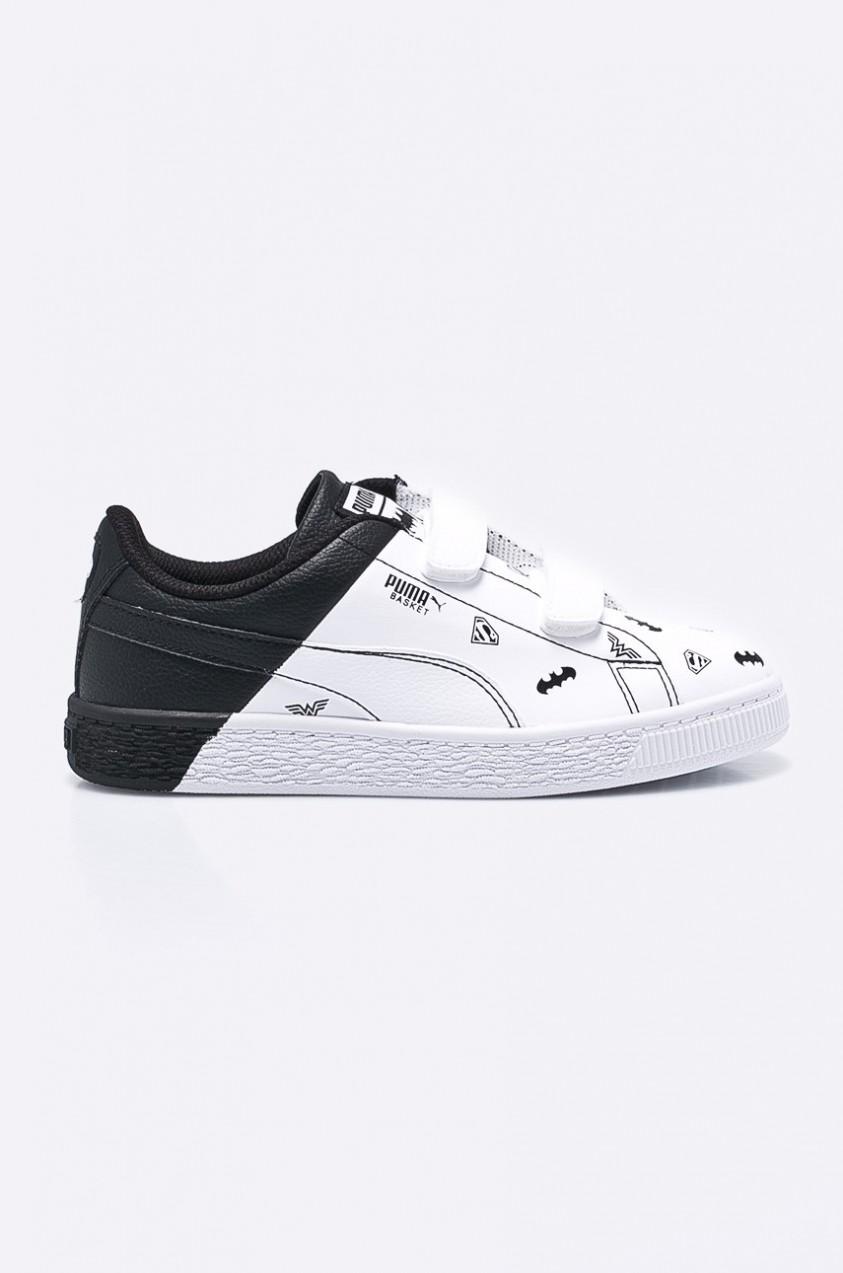 Puma Puma - Gyerek cipő JL Basket V PS - Styledit.hu 1e94b80f7d