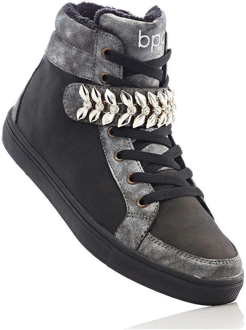 bpc bonprix collection Magas szárú cipő bonprix - Styledit.hu 58e9100bd1