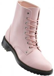 daeb045260 RAINBOW Fűzős magas szárú cipő bonprix - Styledit.hu