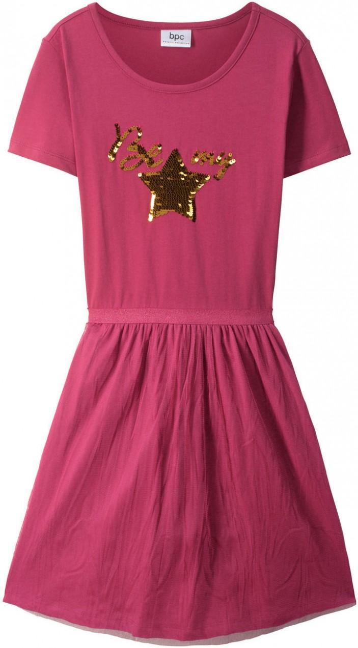 bpc bonprix collection Party ruha megfordítható flitterekkel bonprix ... ef1dcfe0d3