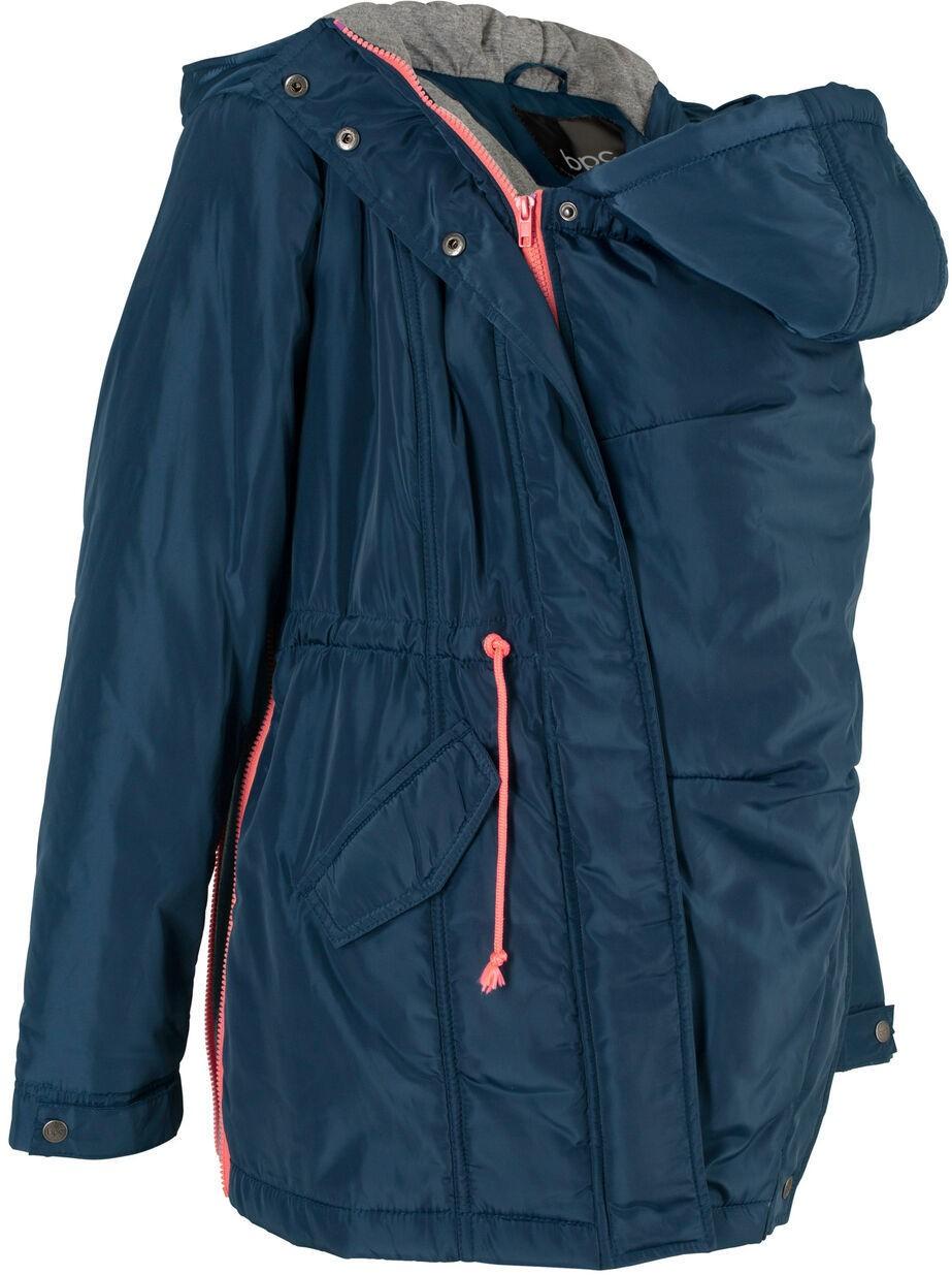 9f9b0417b0 bpc bonprix collection Kismama kabát baba betéttel bonprix - Styledit.hu