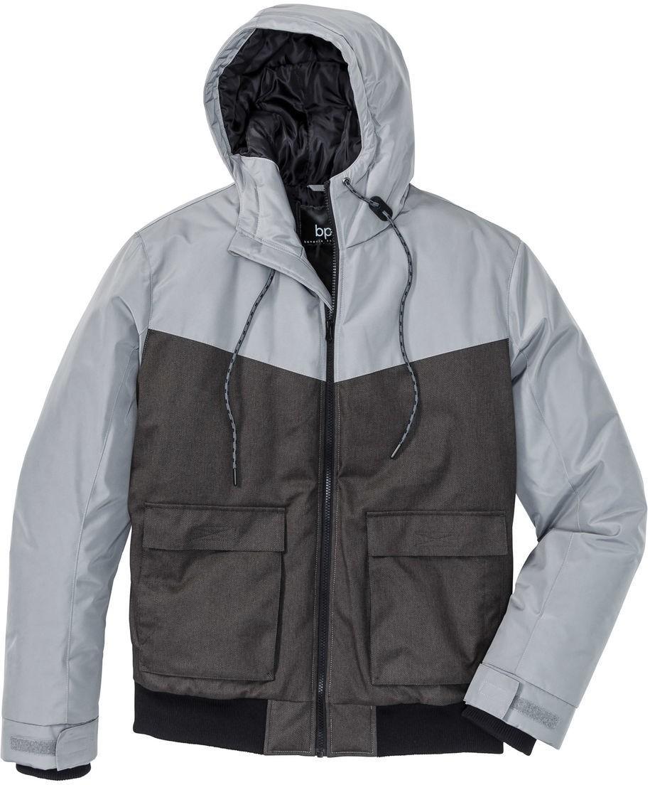 bpc bonprix collection Téli kabát vattázott Regular Fit bonprix ... e8db7f6159
