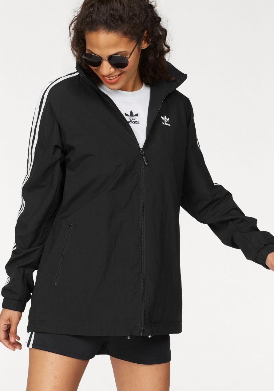 adidas Originals funkcionális dzseki »STADIUM JKT« adidas Originals fekete  - normál méret 38 ab4599fdf3