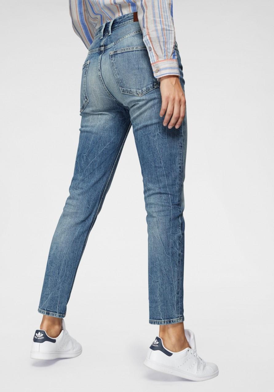 Pepe Jeans mom farmer »VIOLET« Pepe jeans mid-used - normál méret 30 63b420124c
