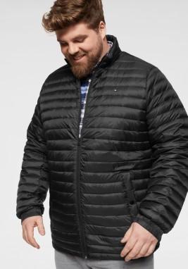 326dc2626e Férfi steppelt kabátok és dzsekik Termékek megjelenítése Fekete ...