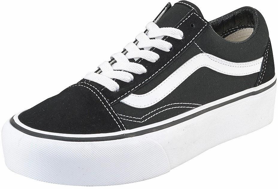 Vans sneaker »Old Skool Platform« Vans fekete-fehér - EURO-méretek 42 b515b5078a