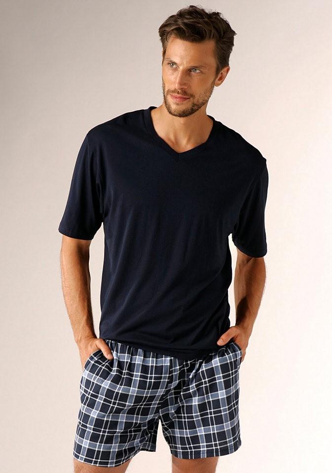 s.Oliver RED LABEL s.Oliver rövidnadrágos pizsama 3f00dd0ea3
