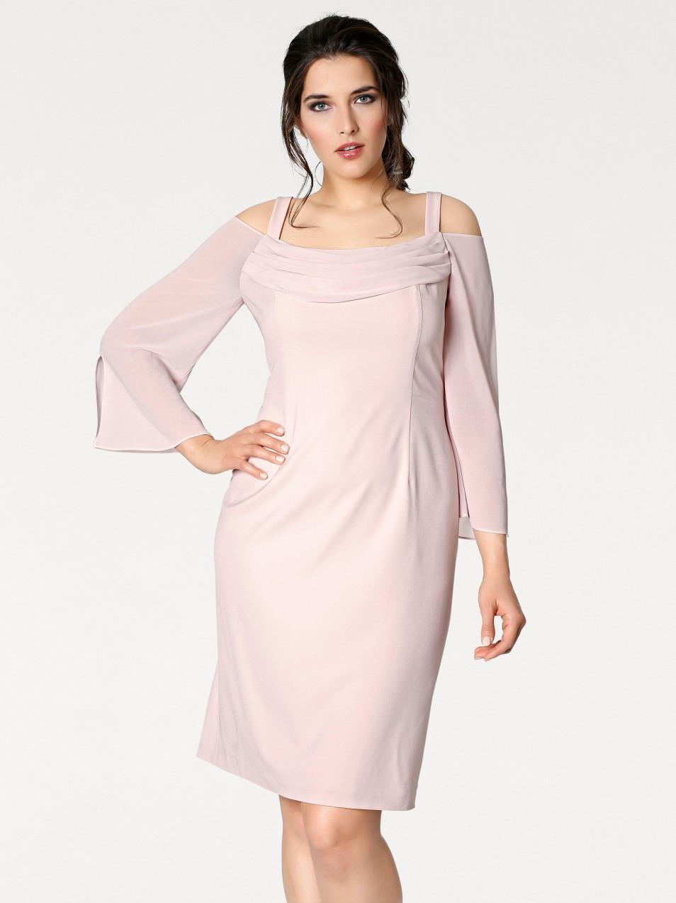 c90339f6dd heine heine TIMELESS koktélruha elasztikus anyagból heine rózsaszín ...