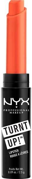 NYX Professional Makeup Turnt Up! rúzs árnyalat 18 Free Spirit 2,5 g