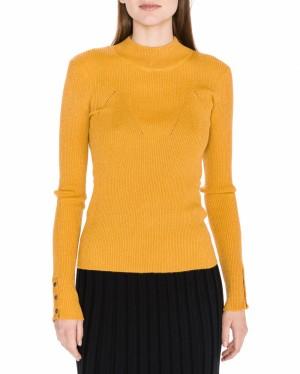 Női pulóverek Termékek megjelenítése Sárga női pulóverek Termékek  megjelenítése In Linea ... b9721c8095