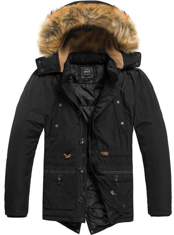 Fekete softshell dzseki JS56003 Legyferfi.hu