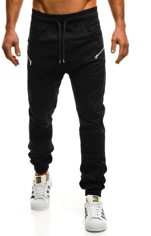 férfi ülepes szabadidő nadrág