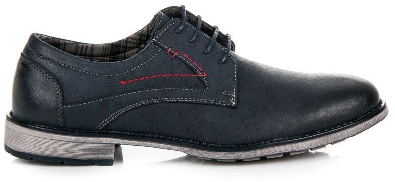 McKeylor Sötét kék alkalmi cipő - Styledit.hu 3d3f02909c