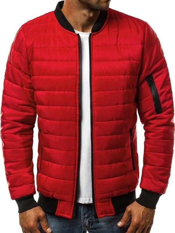 Piros steppelt dzseki OZONEE JS RZ06 - Styledit.hu 27f6f68588