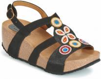Desigual Shoes Odisea Flower Bead női szandál 37 fekete