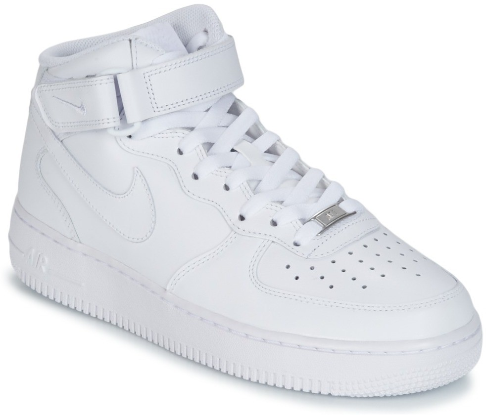 Magas szárú edzőcipők Nike AIR FORCE 1 MID 07 LEATHER