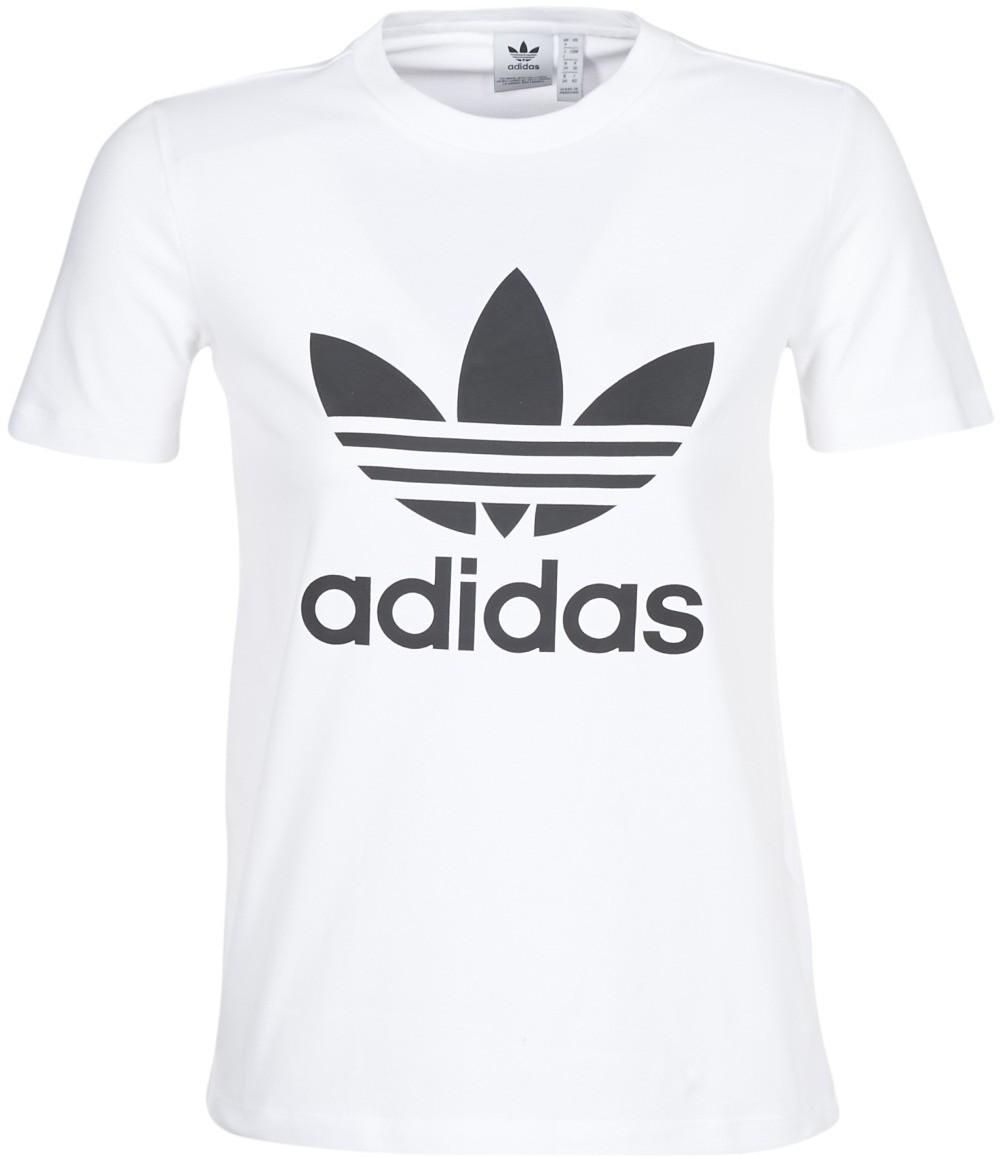 Adidas Rövid ujjú pólók adidas TREFOIL TEE - Styledit.hu 10d57652bf