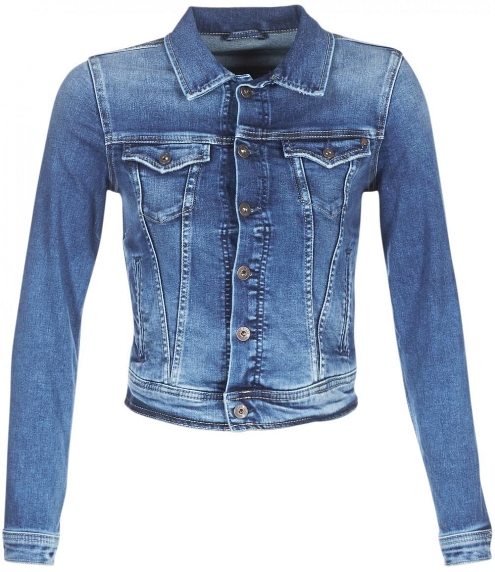 Pepe Jeans Farmerkabátok Pepe jeans CORE JKT - Styledit.hu 24e800ded1