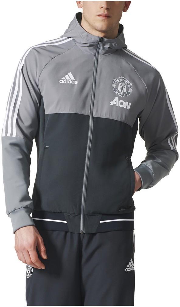 e43b975455 Adidas Melegítő kabátok adidas Manchester United Presentation Jacket ...