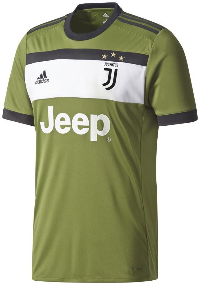 Adidas Rövid ujjú pólók adidas Juventus Turin Third - Styledit.hu 07dab630ae