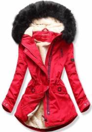 4ad8d5ba32 Púderrózsaszínű kifordítható parka kabát - Styledit.hu