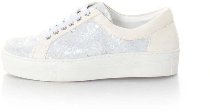 3237b6208725 Zee Lane Nubuk bőr és bőr platformos sneakers cipő - Styledit.hu