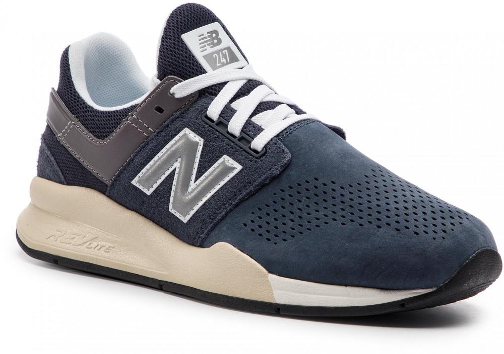 ab09e5df19 New Balance Sportcipő NEW BALANCE - MS247HY Sötétkék - Styledit.hu