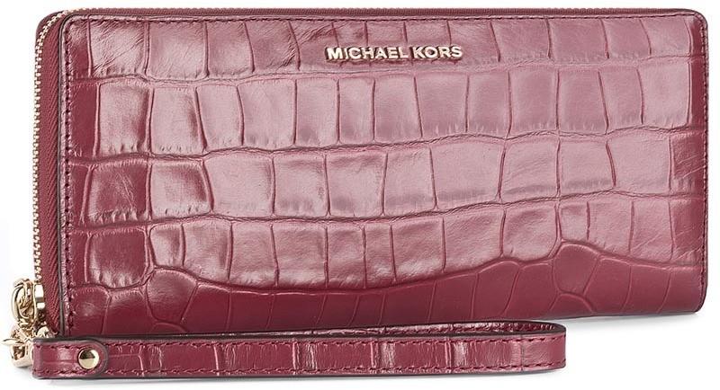 0daa2459b9 Nagy női pénztárca MICHAEL KORS - Jet Set Travel 32F7GF6E4E Mulberry