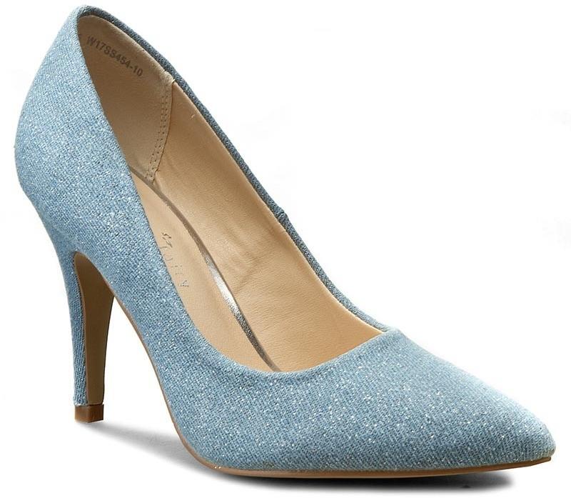 Jenny Fairy Tűsarkú JENNY FAIRY - W17SS454-10 Kék - Styledit.hu cb41effd5e