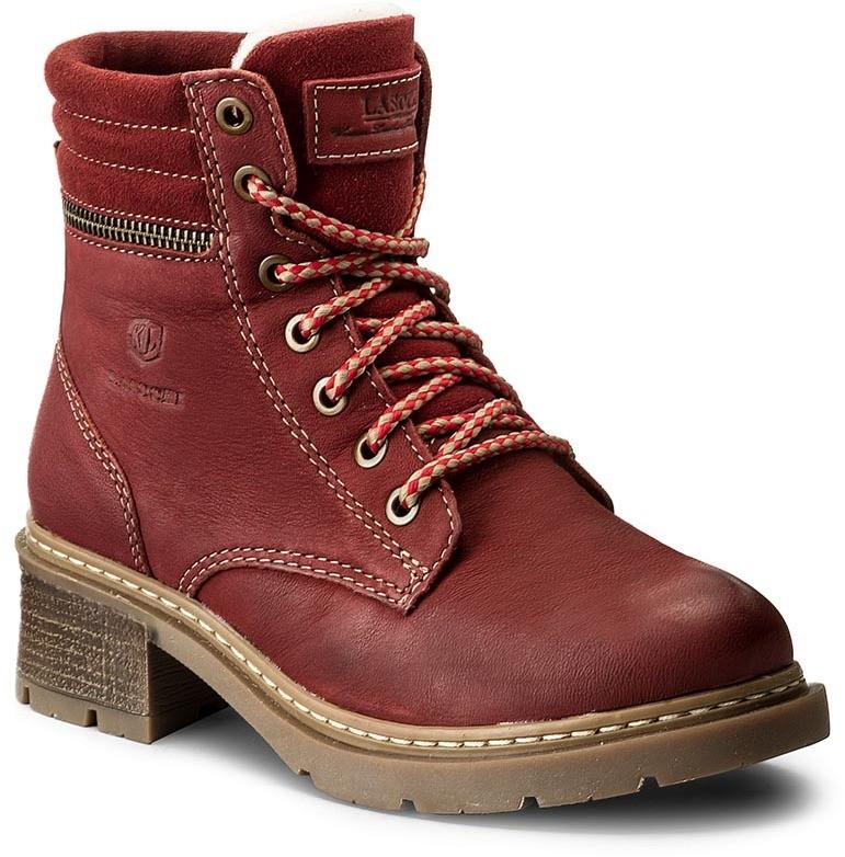 Lasocki Magasított cipő LASOCKI - WI20-HARVARD-02 Piros - Styledit.hu 5c8d518509