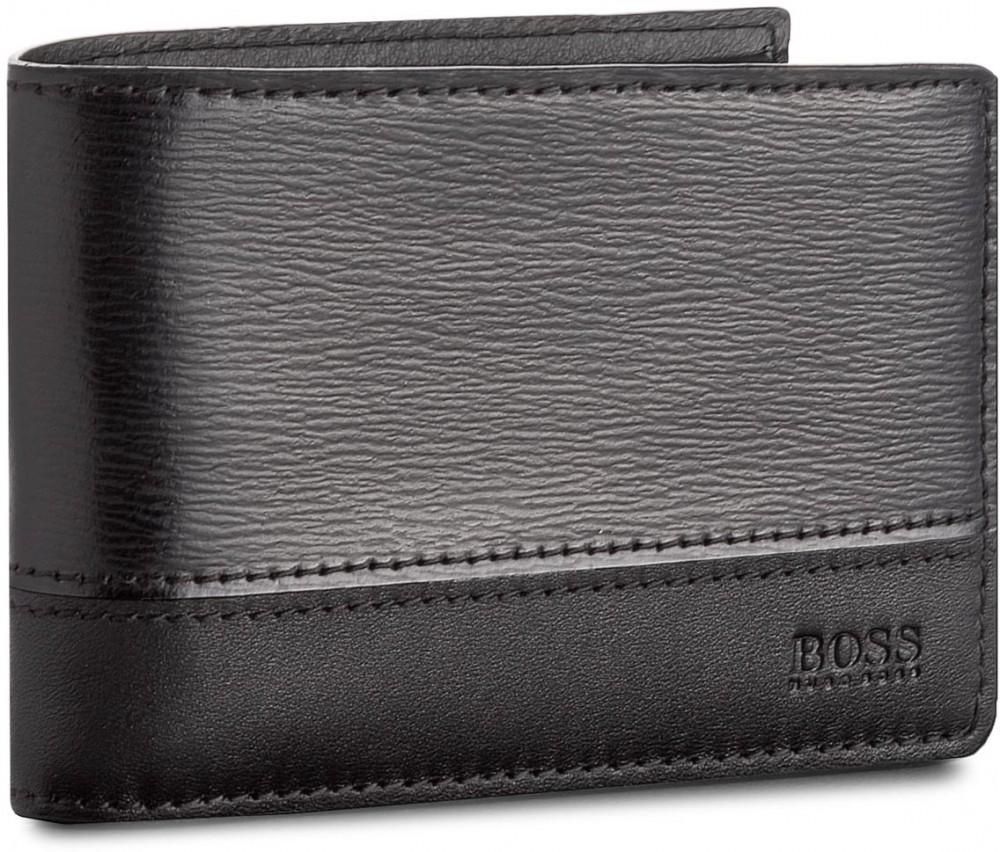 b12cd31860 Boss Nagy férfi pénztárca BOSS - Focus 50379705 Black 001 - Styledit.hu