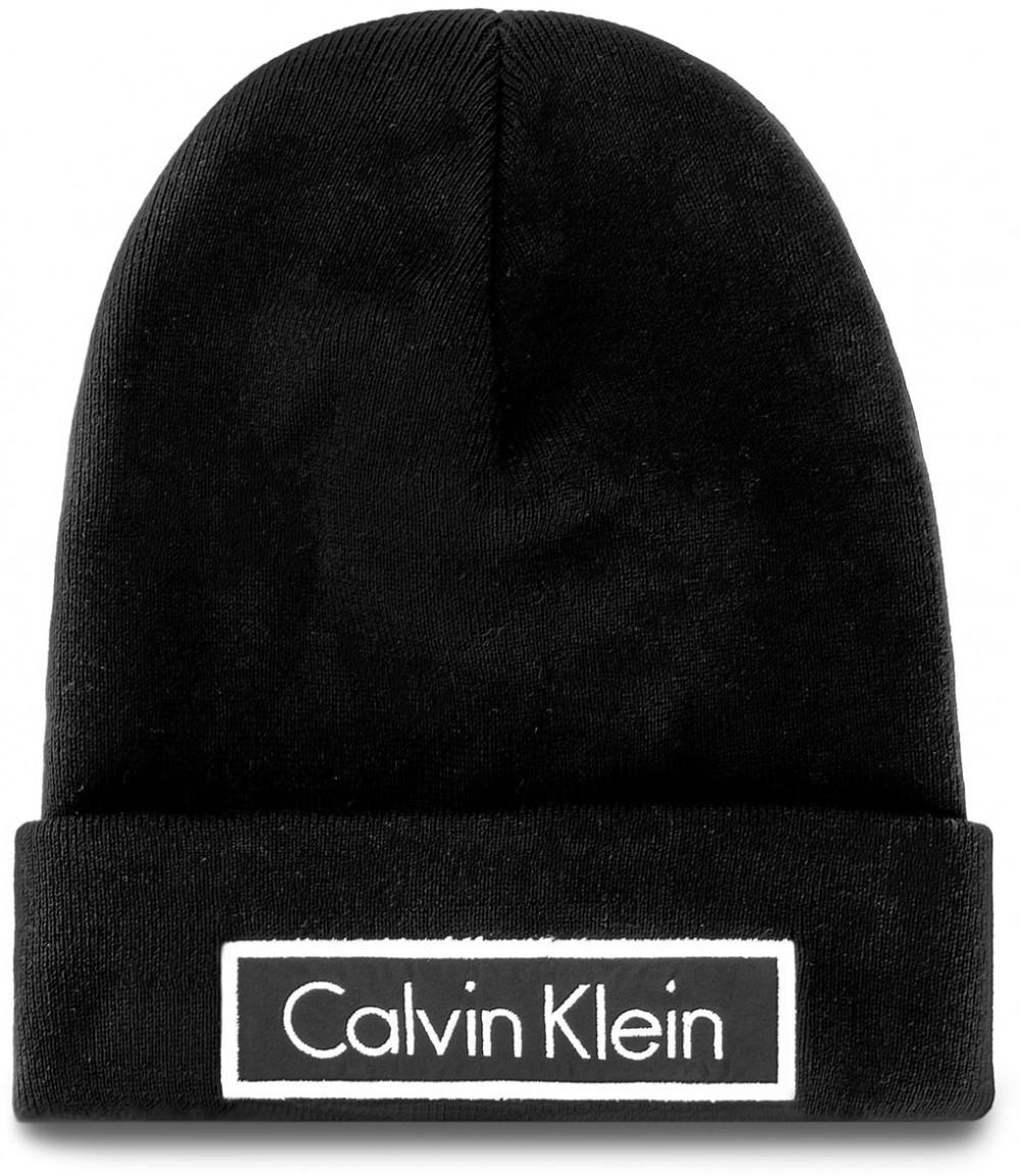 Calvin Klein Sapka CALVIN KLEIN - Calvin Klein Beanie K40K400106 001 ... 3be2391939