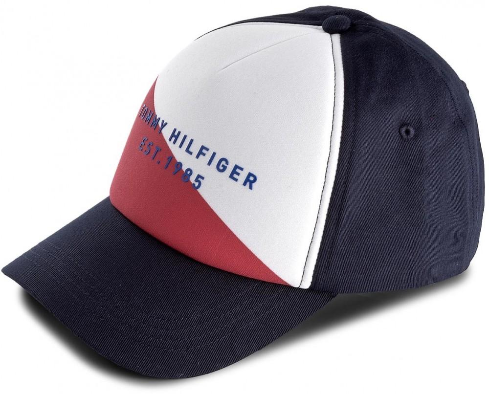 Tommy Hilfiger Baseball sapka TOMMY HILFIGER - Flag Printed Cap ... 21b1429867