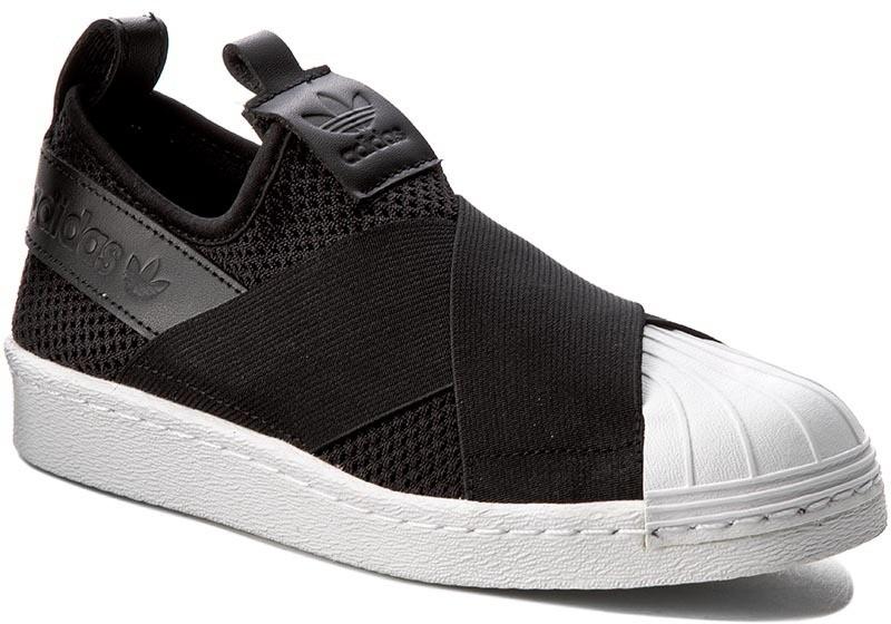 Adidas Cipők adidas - Superstar SlipOn W BY2884 Cblack Cblack Ftwwht ... 823e2272db