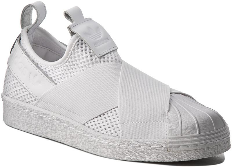 965814d643 Adidas Cipők adidas - Superstar Slip On W BY2885 Ftwwht/Ftwwht ...