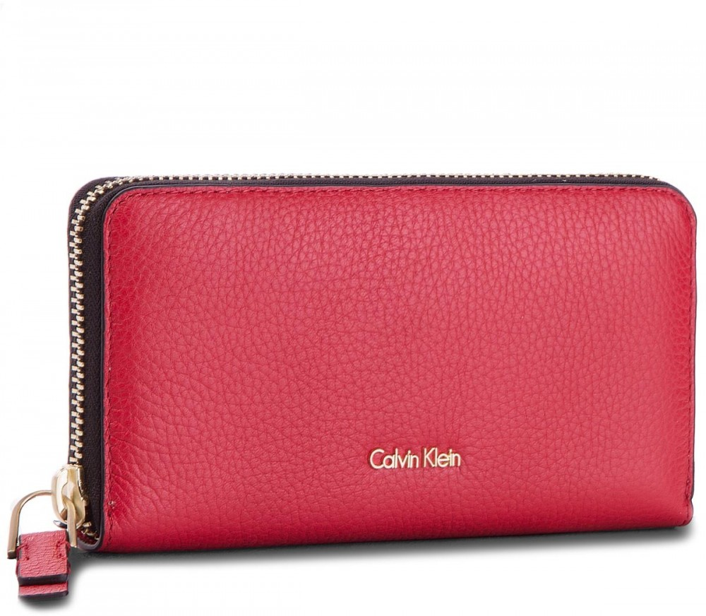 76299dd882 Nagy női pénztárca CALVIN KLEIN BLACK LABEL - Cosmopolitan Large Z  K60K604018 618
