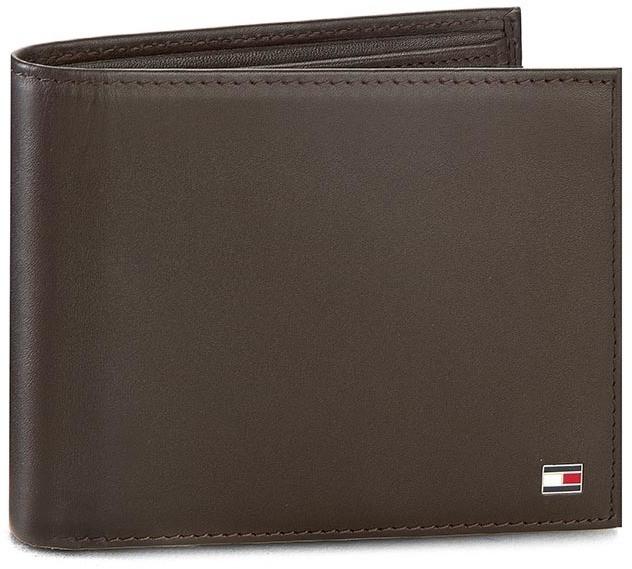 068c0b6572 Nagy férfi pénztárca TOMMY HILFIGER - Eton Trifold AM0AM00657/83367 041