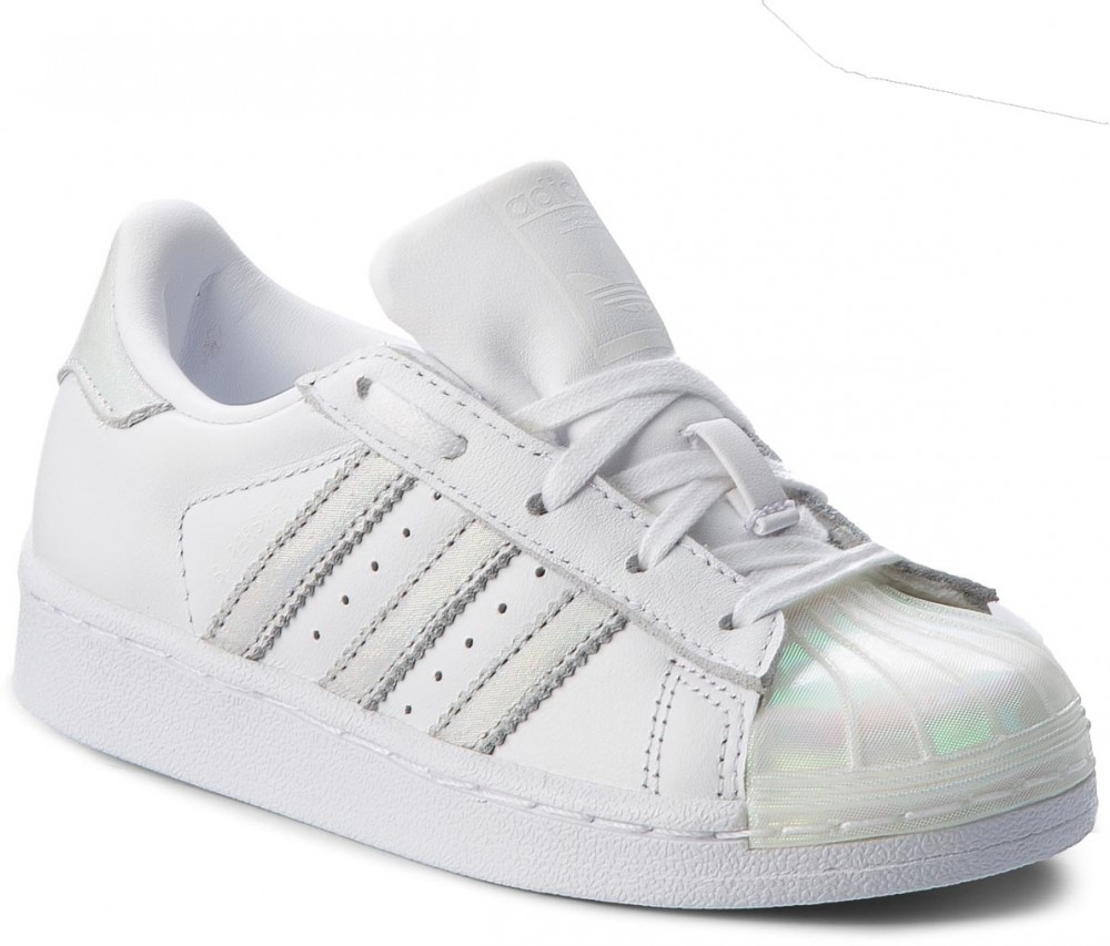 d04ee197dc Adidas Cipő adidas - Superstar C CQ2734 Ftwwht/Ftwwht/Ftwwht ...