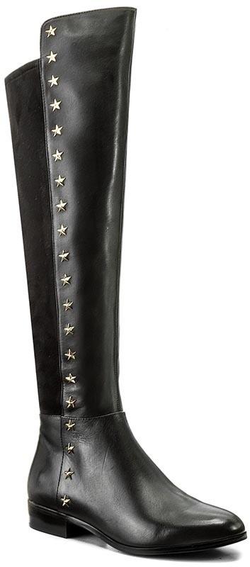 Combcsizma MICHAEL KORS Bromley Flat Boot 40F7BOFB5L Black