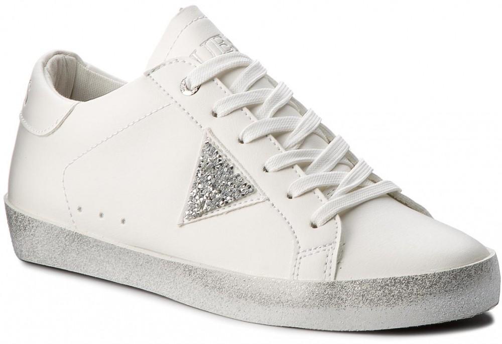 Guess Sportcipő GUESS - Vega FLVGA1 ELE12 WHITE - Styledit.hu 2a53b9ee0f
