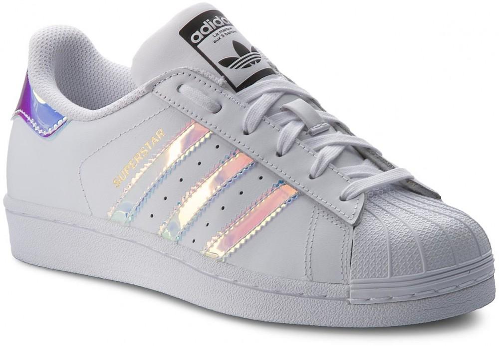 Superstar Adidas J Ftwwhtftwwhtmetsil Cipő Aq6278 BrdxoWeC
