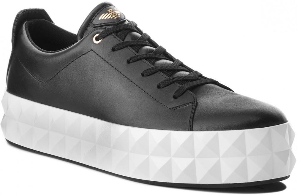fd01dfd336 Emporio Armani Sportcipő EMPORIO ARMANI - X3X059 XF258 00002 Black ...