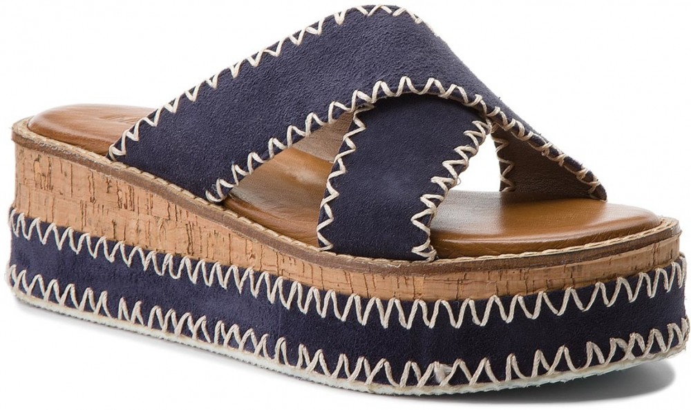 Inuovo Papucs INUOVO - 8162 Navy - Styledit.hu 6931f2ac49