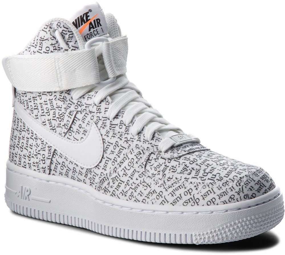 Cipő NIKE - Air Force 1 Hi Lx AO5138 100 White White White . Láss többet  Női  magasszárú tornacipők Fehér ... 5c846adde7